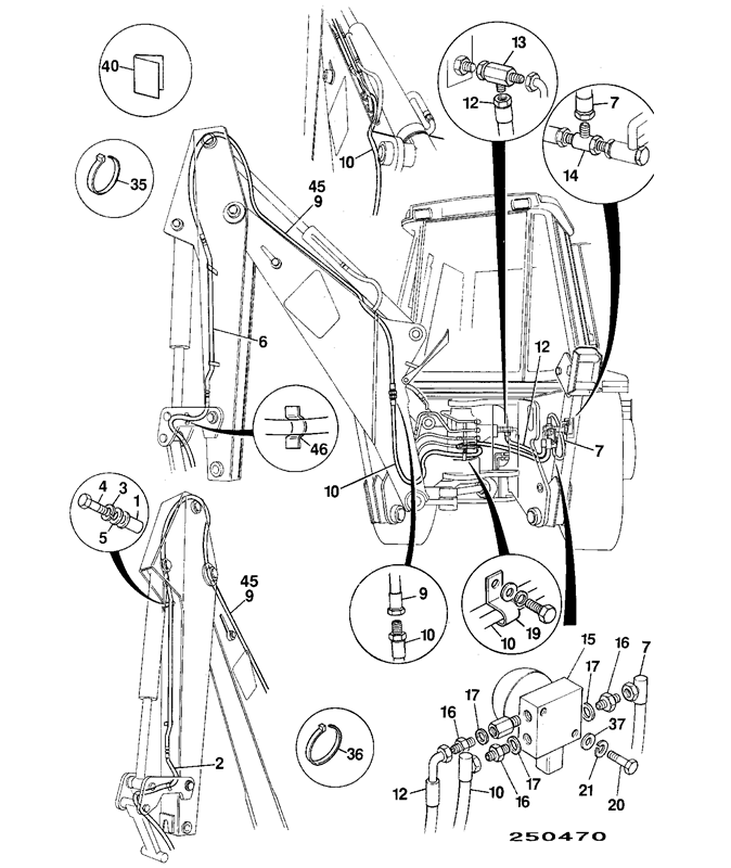 19 94 Jcb Backhoe Wiring Diagram