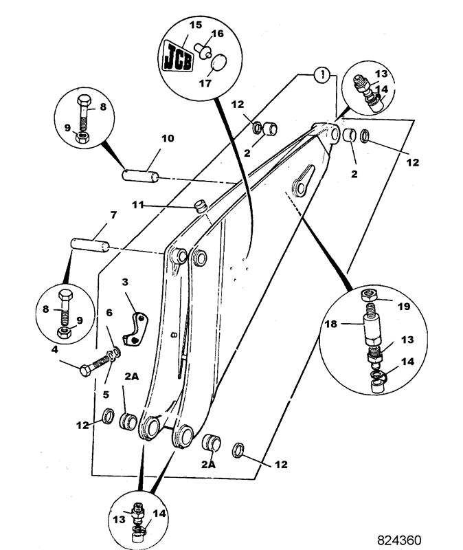 Jcb Parts Breakdown