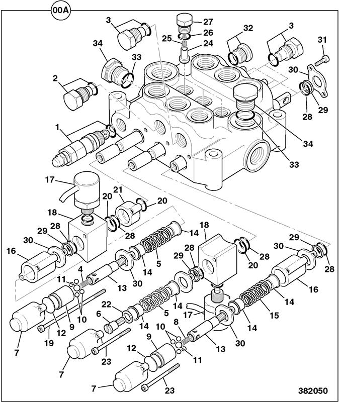 Float Control Diagram