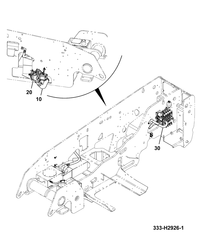 505 20tc Spare Parts