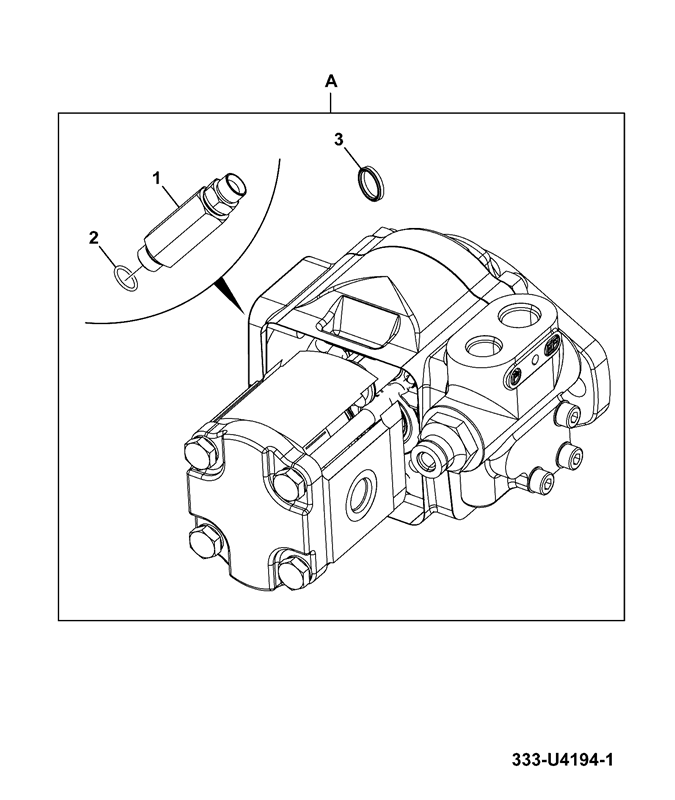 Tlt 35 Diesel Engine 2 Wheel Drive Tier 4 Spare Parts