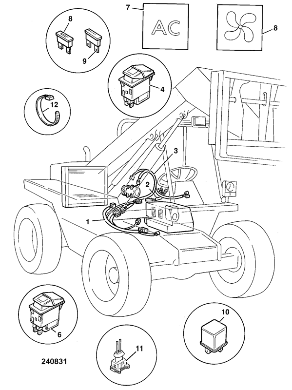 John Deere 824k Manual Ebook
