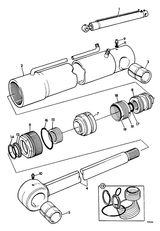 926 4wd Spare Parts