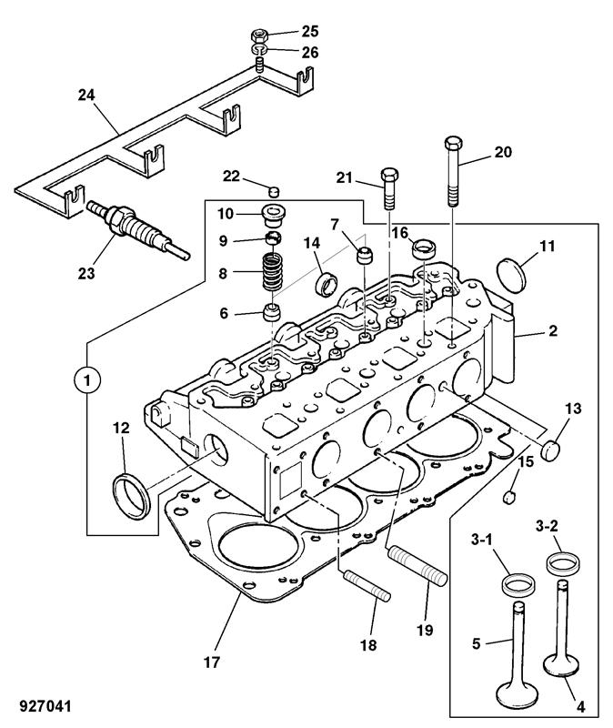 Tlt 25 Diesel Engine Torque Converter Responsive Spare Parts