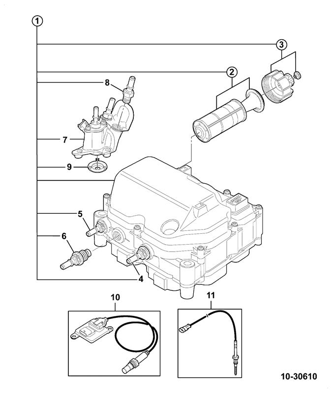 8280 Spare Parts