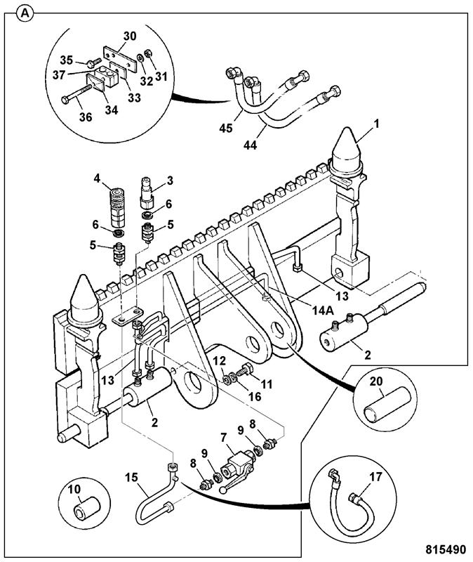 Matbro Parts Manual