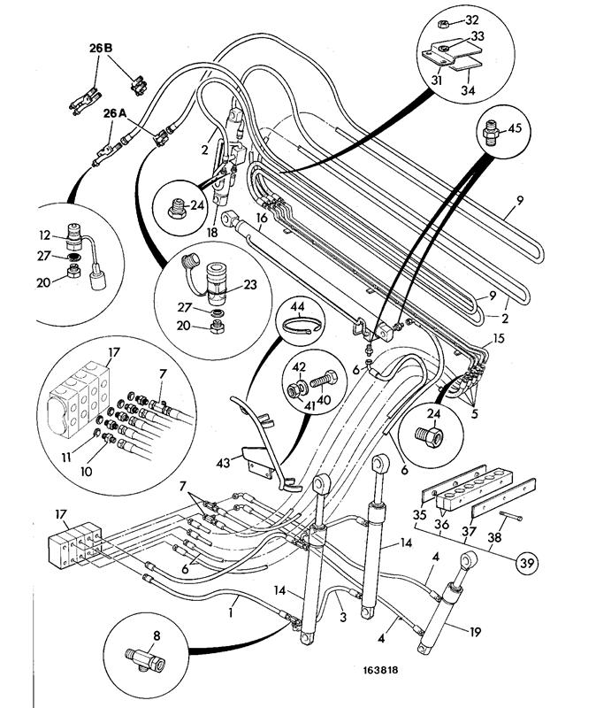 506c spare parts