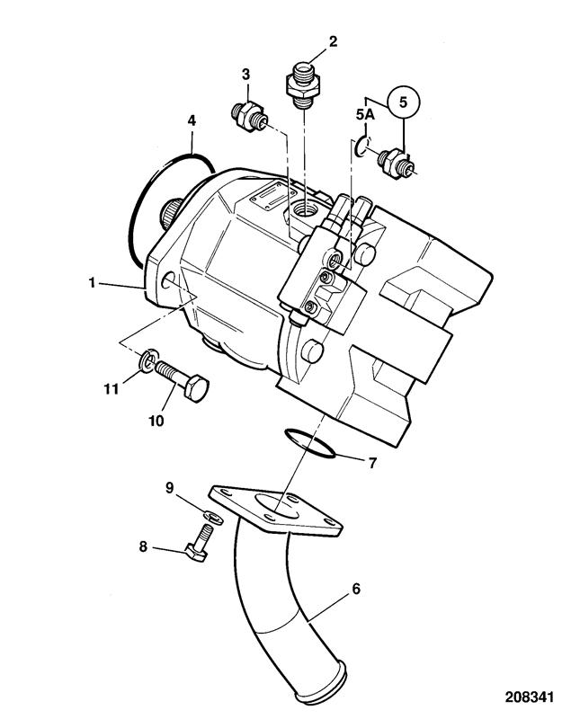 411 Pump Wiring Diagram