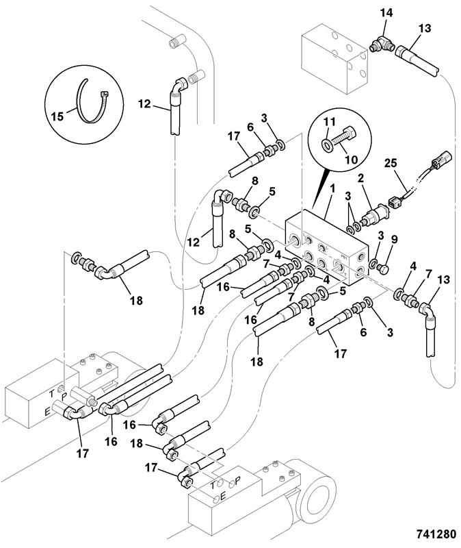 js330 extra duty auto spare parts