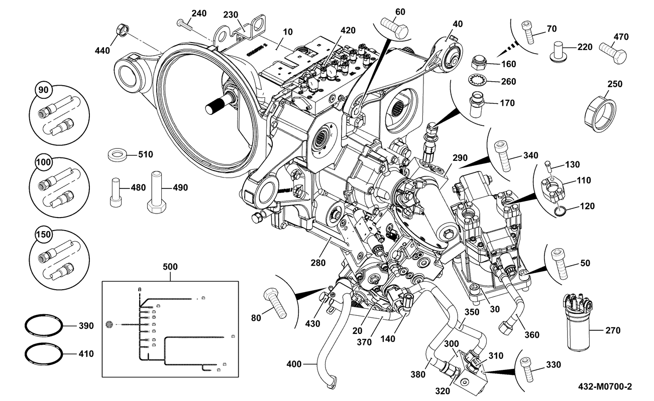 536 60ds Spare Parts Jcb Alternator Wiring Diagram Ps Transmissions Gearbox Hmh