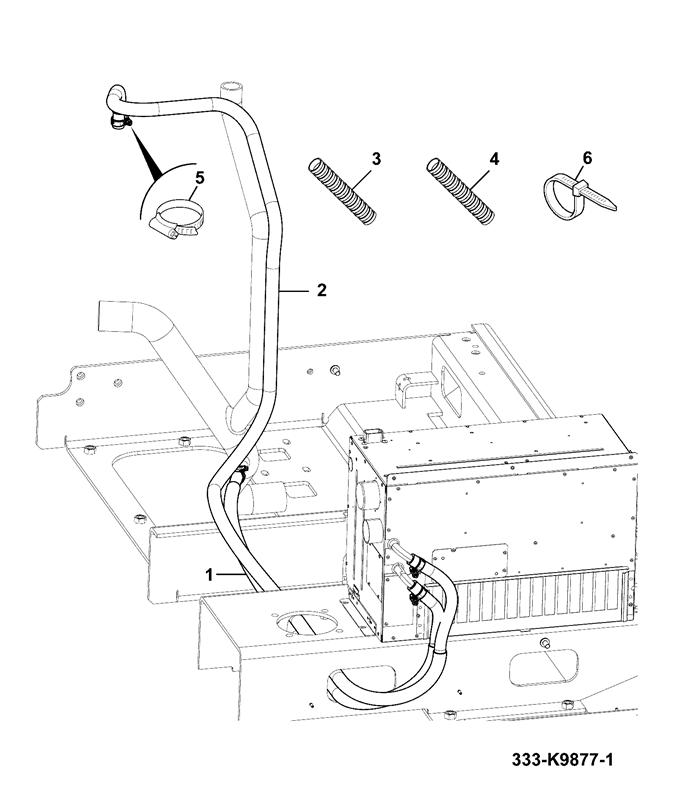 Js20 Material Handler Tier 4 Spare Parts
