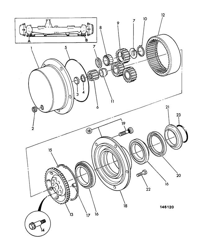 Hub Ponents Axle: Jcb 4cx Wiring Diagram At Ultimateadsites.com
