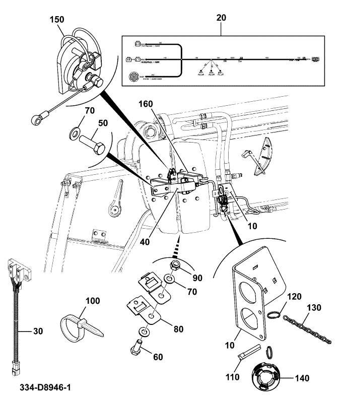 540v140 Spare Parts
