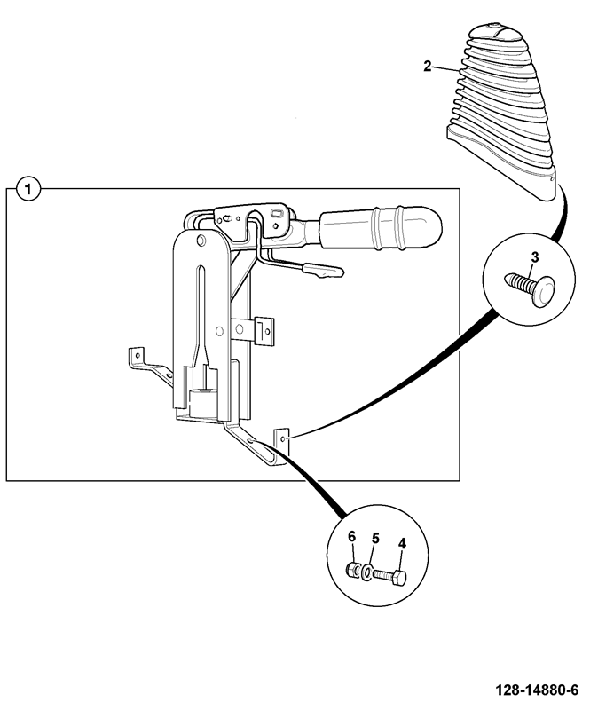 Cat 416 Backhoe Hydraulic Schematic