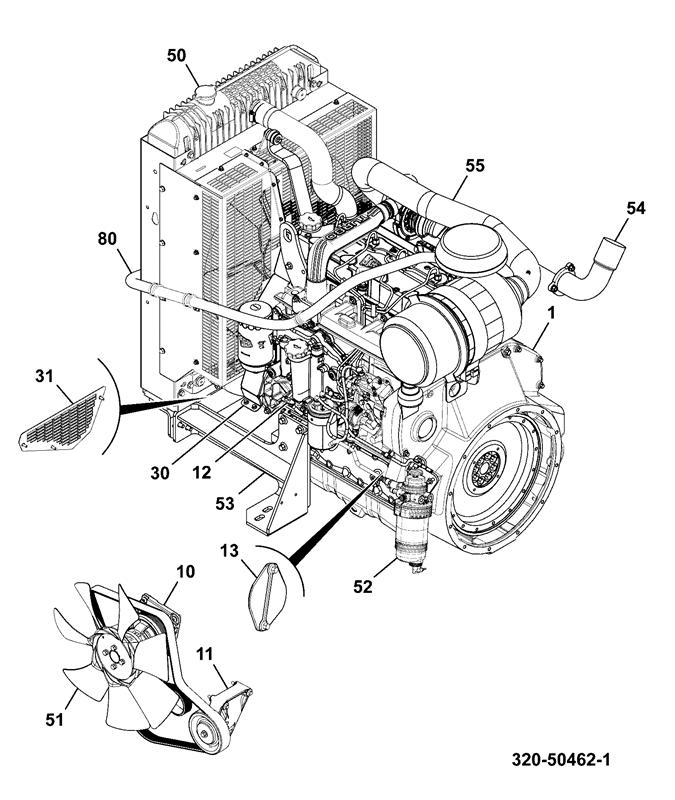 50311 Spare Parts
