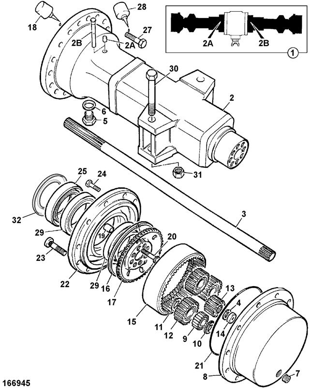 930-2WD TIER 2 Spare Parts