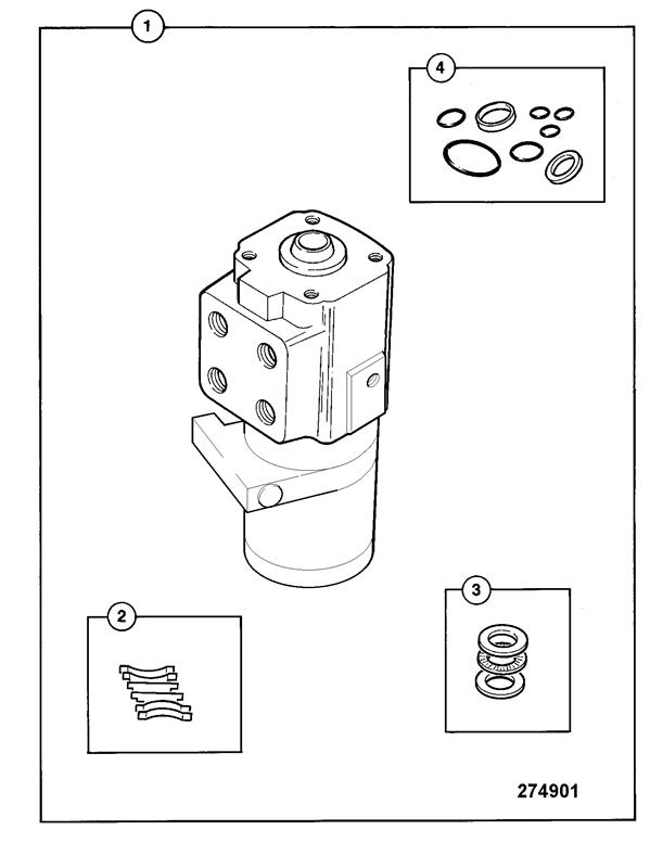 416b Spare Parts