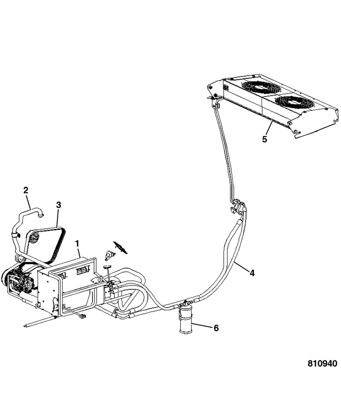 536-60 Spare Parts on