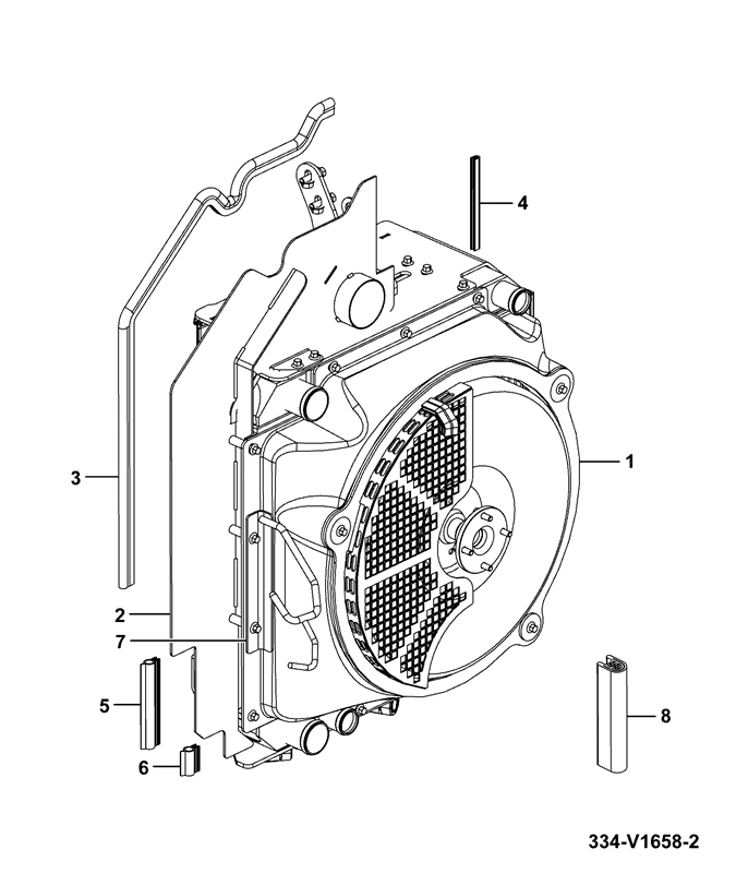 100c 1 Spare Parts