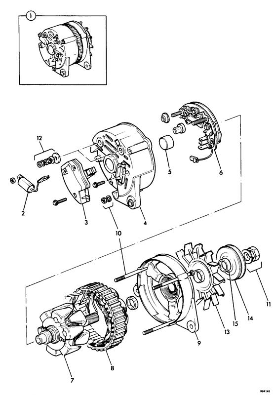 1550b 2wd Spare Parts