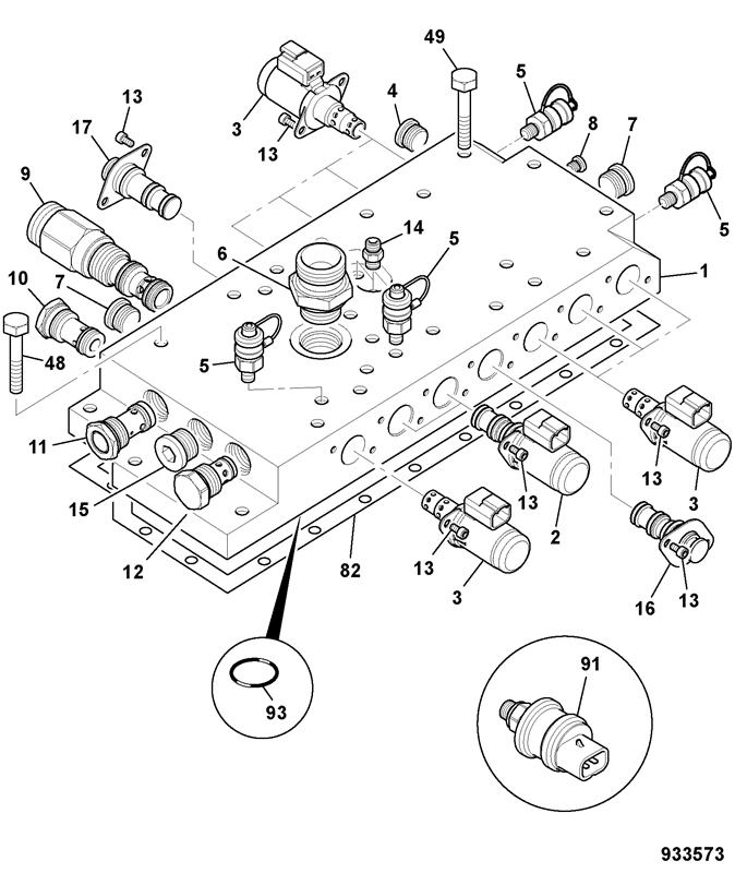 3230 Spare Parts
