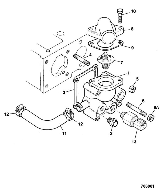 8014 spare parts