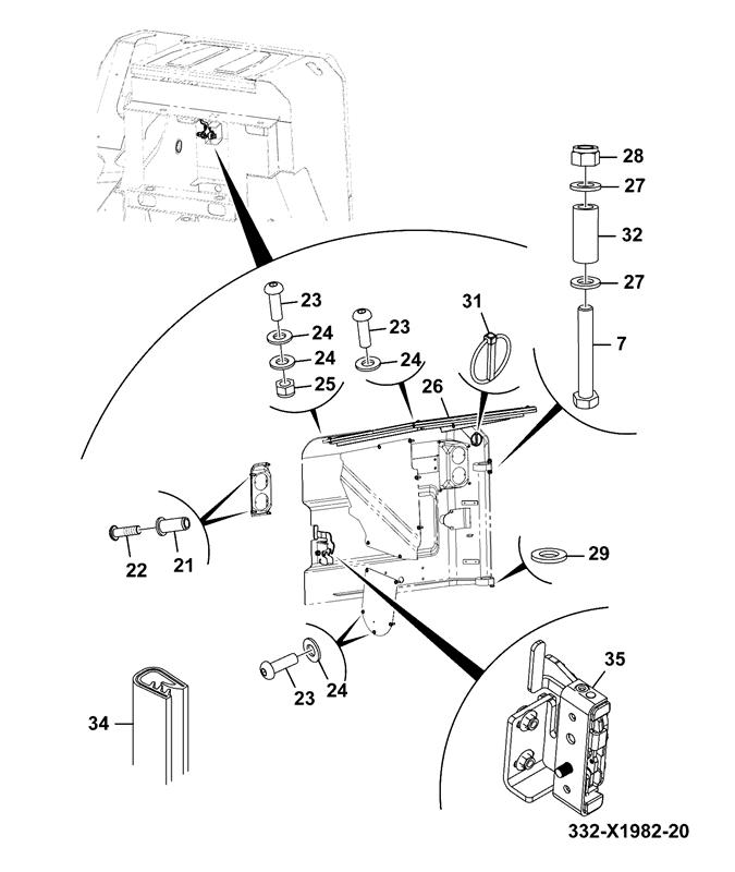 Vertical Engine Diagram