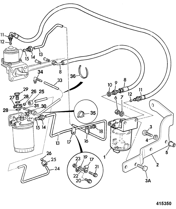 Jcb Fuel Filter Diagram