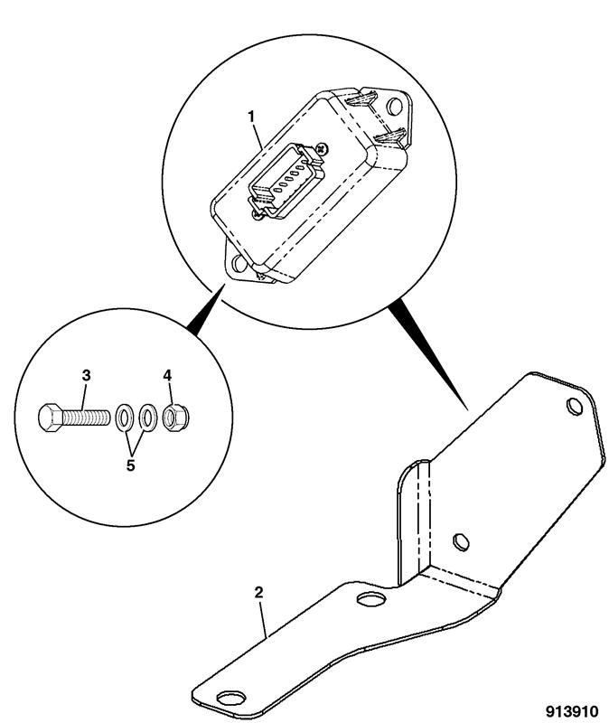 541 70 spare parts Radio Block Diagram ecu unit shiftmaster 4 speed flowshare