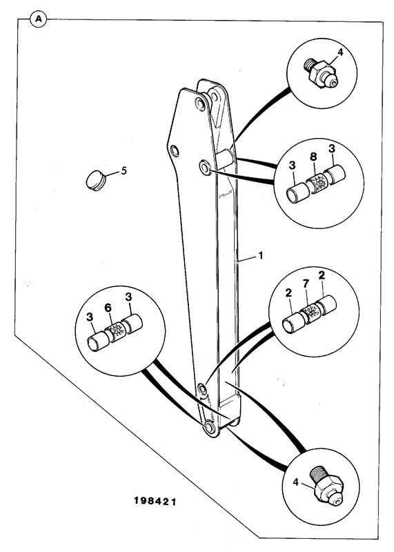 1cx Spare Parts