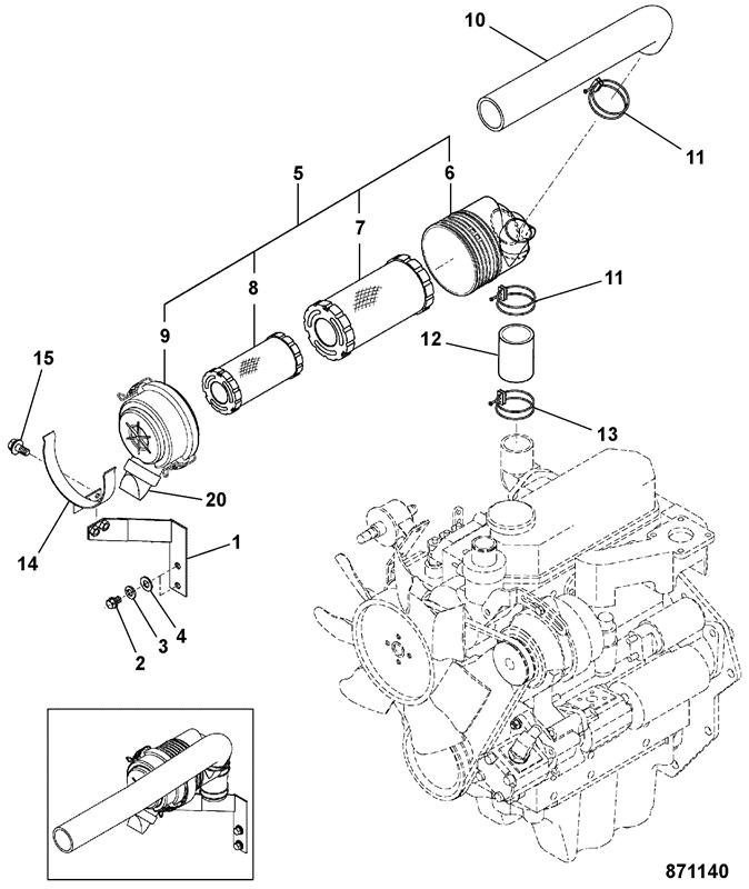 Leeson Pump Parts