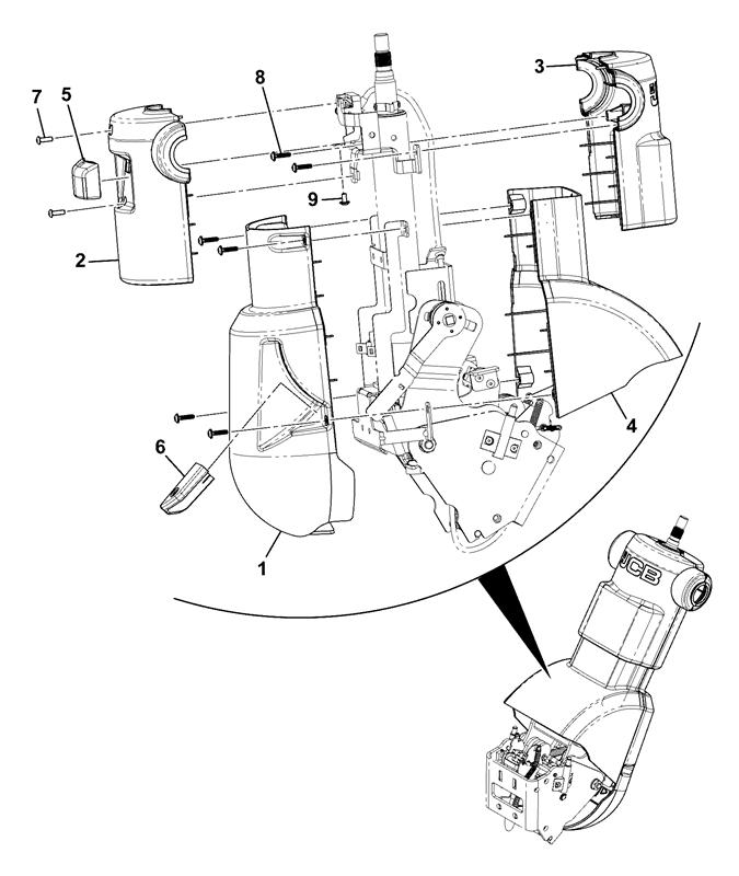 2070 Mustang Wiring Schematic