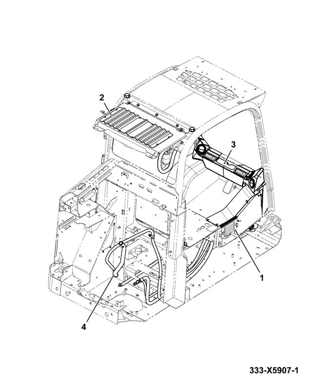 215 T4 Vertical Lift Sp Ssl Spare Parts