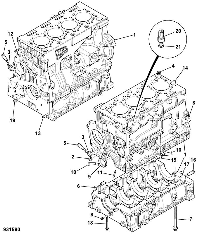 32040215 Spare Parts