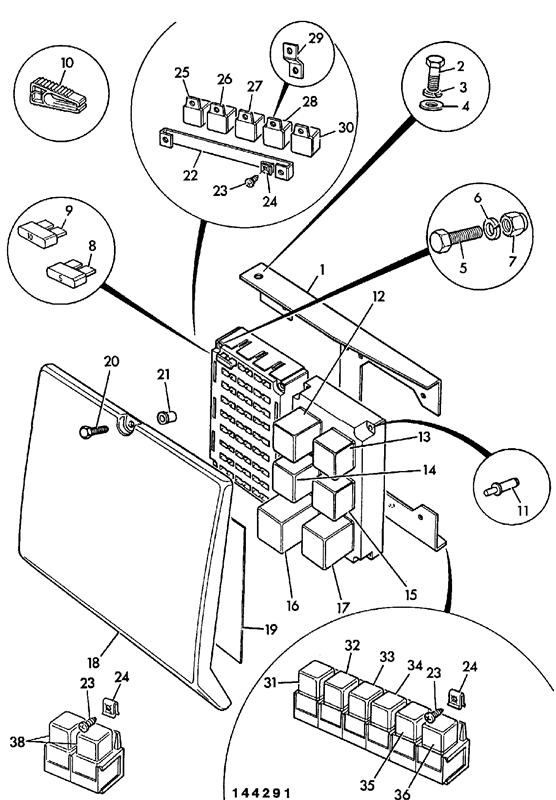 3cx Sitemaster Turbo 30kph Spare Parts