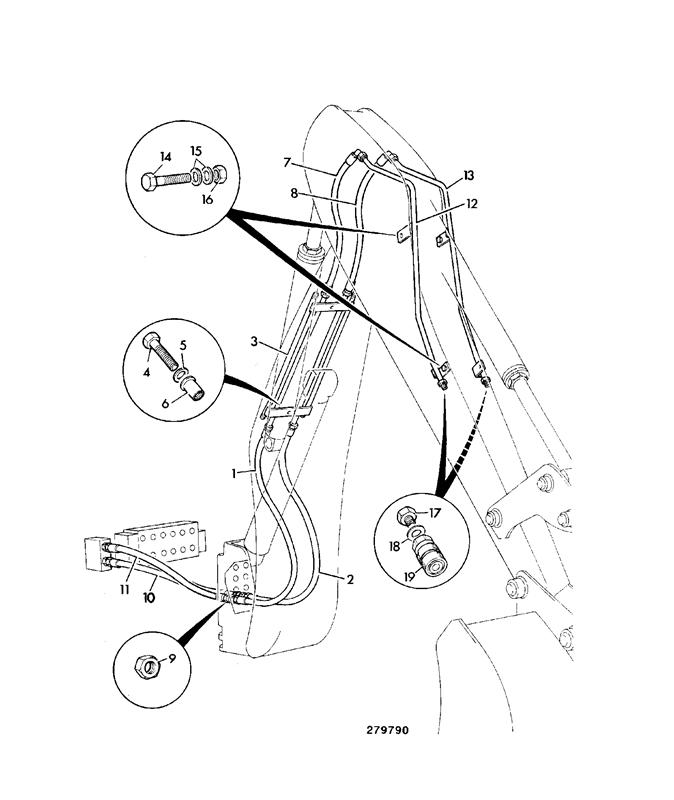 3cx Sitemaster Spare Parts