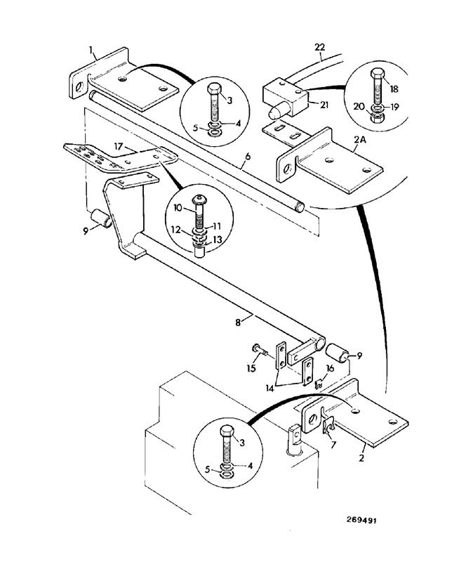 4cx Sitemaster Super 4wd 4ws Spare Parts