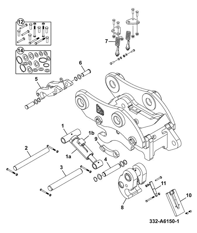 Js360 Long Carriage Tier 2 Spare Parts