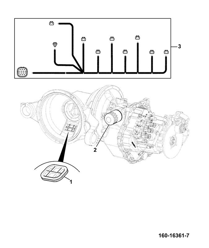 535 95 spare parts Transmission Fluid Dipstick other ps as cvt parts transmission external parts ps750 4speed