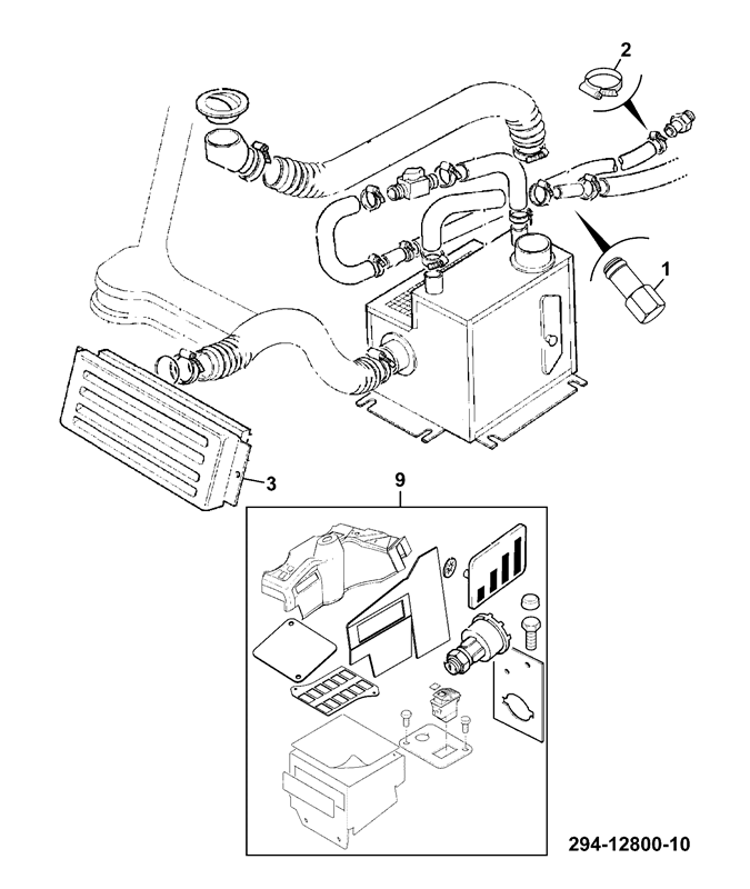 Jcb 520 Park Brake Wiring Diagram