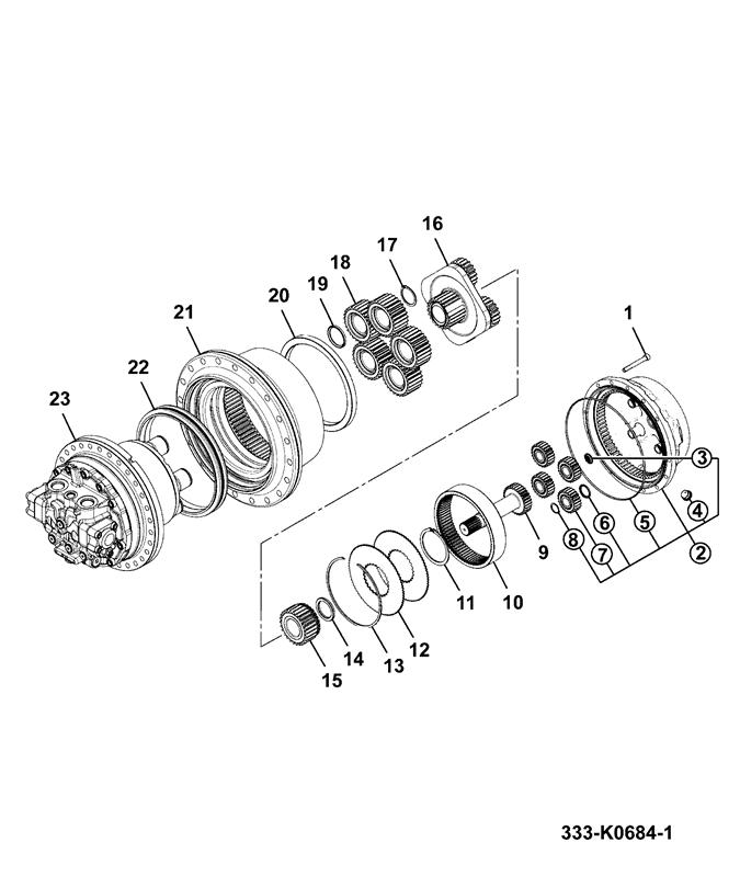 Js200 Spare Parts