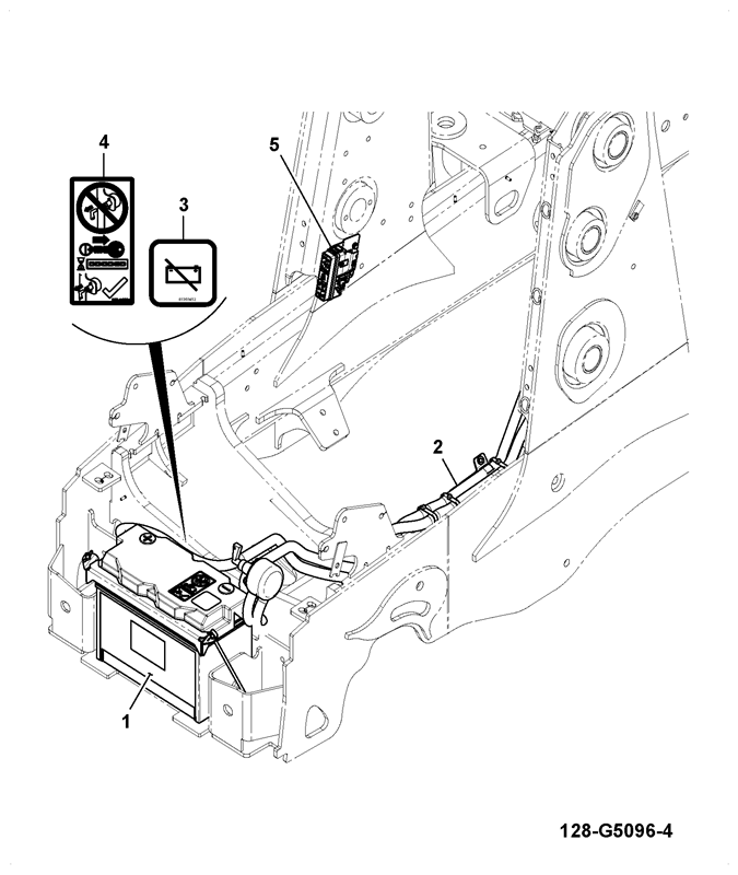 3cx Compact 10 Excavator End Spare Parts