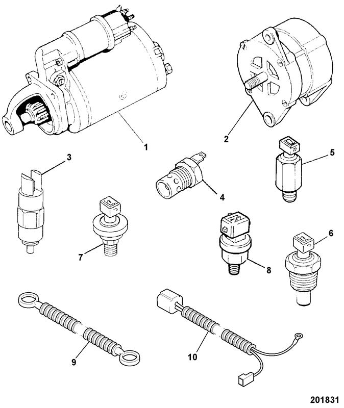411 Spare Parts
