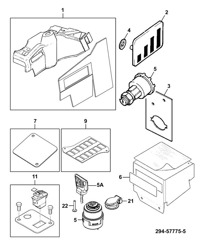 Jcb 520 Load All Wiring Schematics