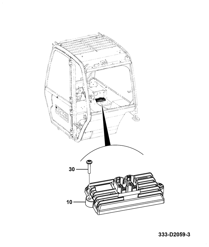 Pilot Control Wiring Diagram Jcb - Diagrams Catalogue on