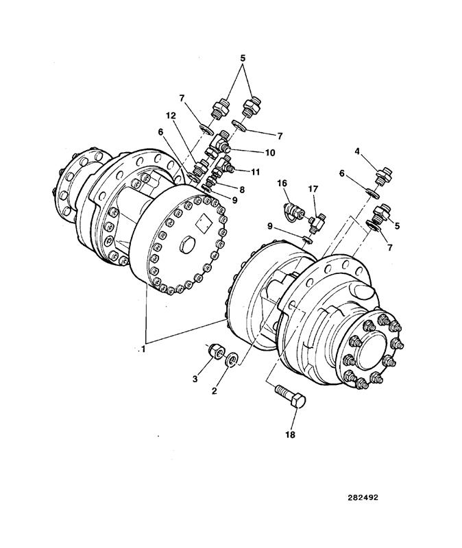 Motor Wiring Only