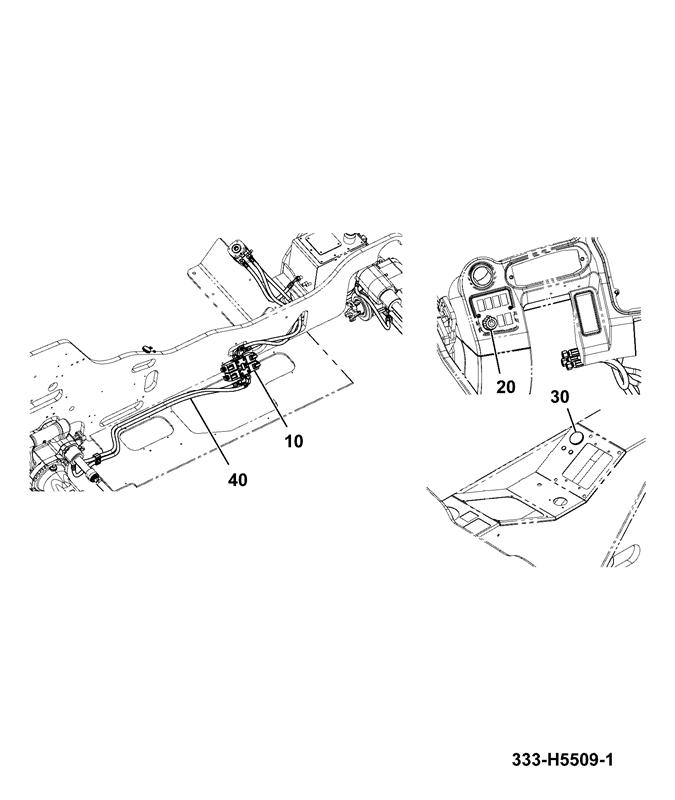 Scag Freedom Z48 52 Deck Mower Small Engine Equipment Partsscag