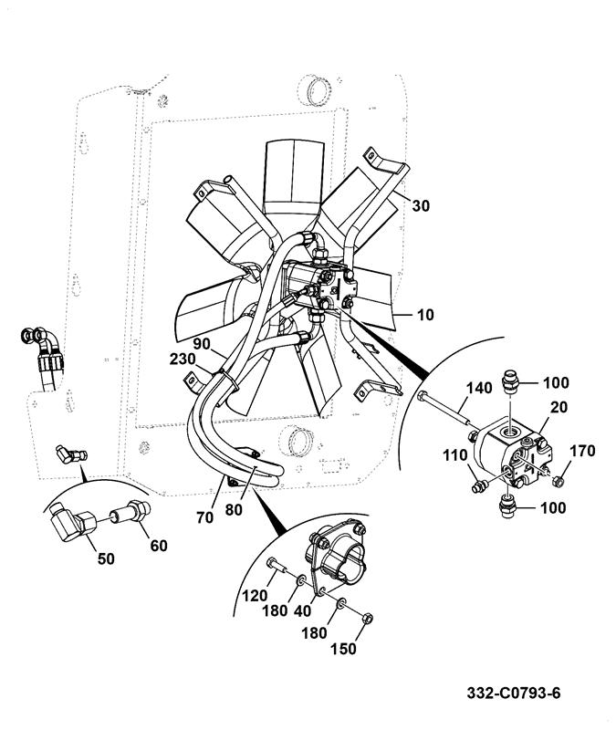 Fasco Condenser Fan Motor