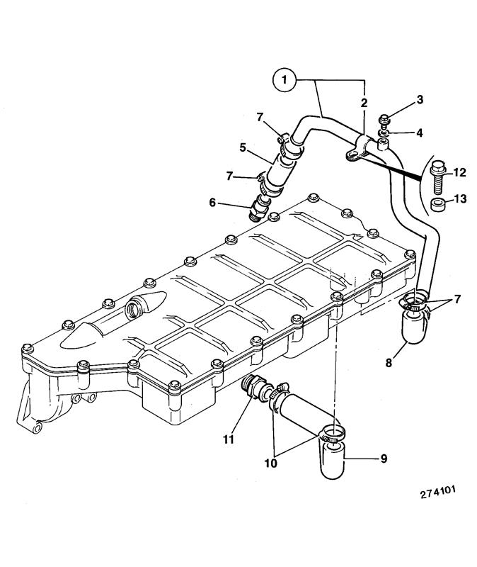 Air Lock Diagram