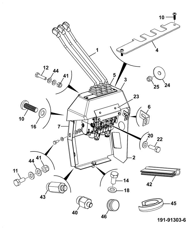 930 4wd Spare Parts
